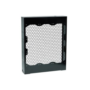 Phobya Radiator Stand - Black - Bench Edition: Supernova 9x140mm/4x200/4x220 (38195)
