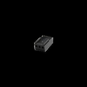 MMM 3-Pin Fan Female Connector - Black (MOD-0110)