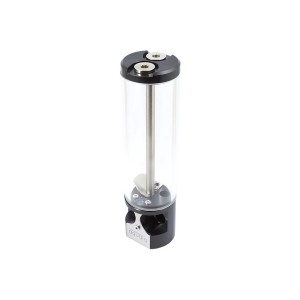 Aquacomputer Aqualis XT 150 mL Reservoir with Fill Level and Lighting Option | Nano Coated (34061)
