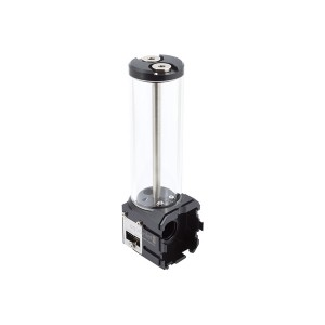 Aquacomputer Aquainlet XT 150 mL with Fill Level and Lighting Option | Nano Coated (34069)