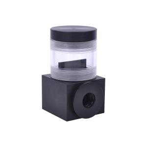 Alphacool Lighttower LT-Edition 100mm Reservoir (DC12-220) (15061)