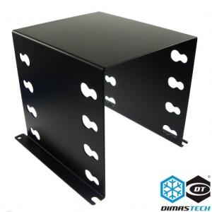 "DimasTech® HD Support 3,5"" Easy & EasyXL - 4 Slot - Graphite Black (BT149)"