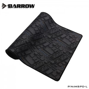 """Barrow Extra Large """"Watercooling Design"""" Gaming Mouse Pad (MSPD-L)"""