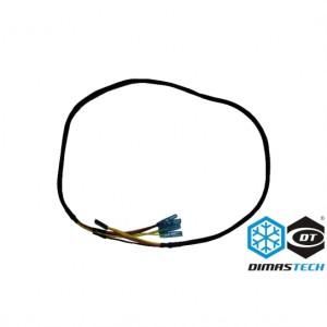 DimasTech® Switch Cable - Black   800mm (BT106)