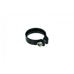"Phobya 5/8"" (16-17mm) Hexagonal Hose Clamp - Black (68121)"