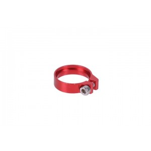 "Phobya 5/8"" (16mm - 17mm)  Hexagonal Hose Clamp - Red (68252)"