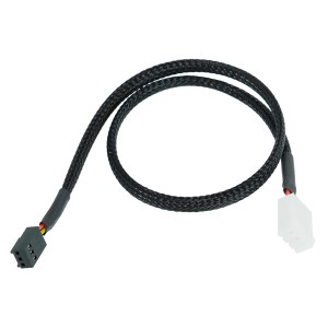 Phobya Flow Meter Cable - 40cm | Black  (71188)