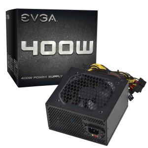 EVGA 400 N1, 400W Power Supply (100-N1-0400-L1)