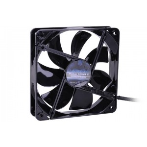 Phobya G-Silent 120 x 25mm Fan - 700RPM | Black Edition (78350)