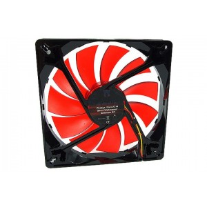 Phobya Nano-G 140 x 25mm Waterproof Fan - 1000RPM (79031)