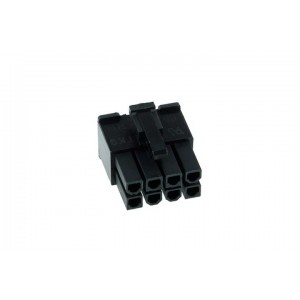 Phobya 8-pin CPU Power Connector (incl. pins) - 1ct | Male (82344)