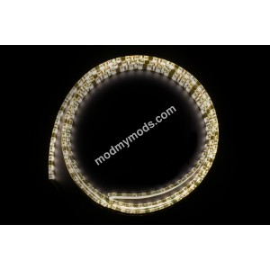 Phobya LED-Flexlight HighDensity 120cm - Warm White (144x SMD LED´s) (83135)