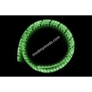 Phobya LED-Flexlight HighDensity 120cm - Green (144x SMD LED´s) (83137)