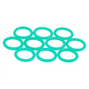 Phobya G1/4 O-ring 11,1 x 2mm – 10pcs. - UV Reactive Green (95056)