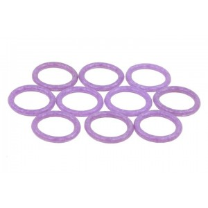 Phobya G1/4 O-ring 11,1 x 2mm – 10pcs. - UV-Reactive Purple (95057)