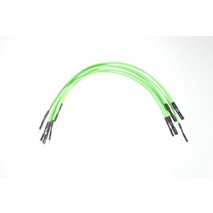 Darkside Front Panel I/O Connection Kit - Green (DS-IO12-GRN)