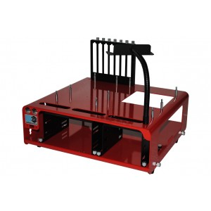 DimasTech® Bench/Test Table Mini V2 - Spicy Red (BT124)
