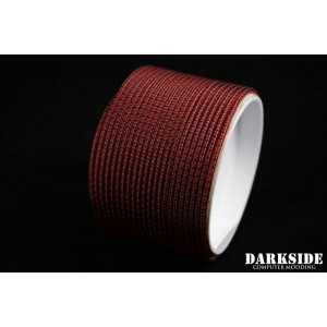 "Darkside 2mm (5/64"") High Density Cable Sleeving - UV Lava II (DS-0774)"