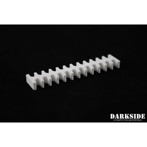 Darkside 24-Pin Cable Management Holder- White (3DS-0001)