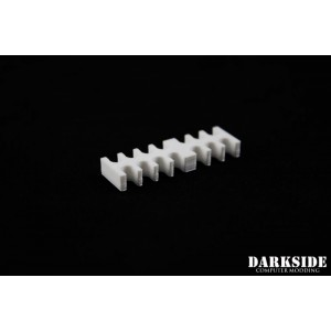 Darkside 14-Pin Cable Management Holder- White (3DS-0003)