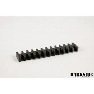 Darkside 24-Pin Cable Management Holder- Black (3DS-0021)