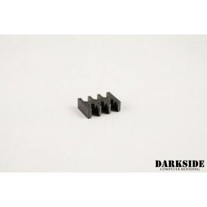 Darkside 6-Pin Cable Management Holder- Black (3DS-0025)