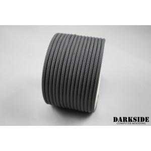 """Darkside 4mm (5/32"""") High Density Cable Sleeving - Gun Metal (DS-0841)"""