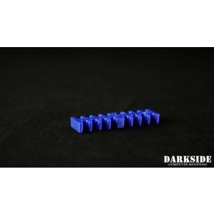Darkside 16-Pin Cable Management Holder- Dark Blue (3DS-0061)