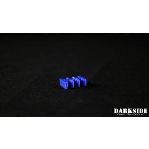Darkside 6-Pin Cable Management Holder- Dark Blue (3DS-0065)