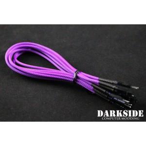 Darkside Front Panel I/O Connection Kit - Purple (DS-0222)