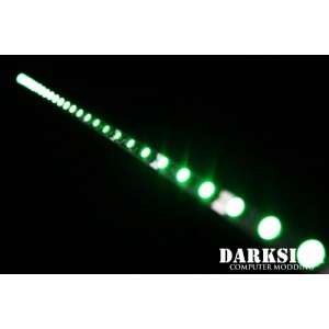 "DarkSide 12"" CONNECT Dimmable Rigid LED Strip - Green (DS-0304)"
