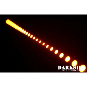 "DarkSide 12"" CONNECT Dimmable Rigid LED Strip - Orange (DS-0305)"