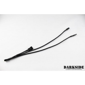 DarkSide CONNECT Pass-Through Y-Cable | 12"