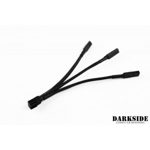 DarkSide CONNECT 3-Way Cable | 4"