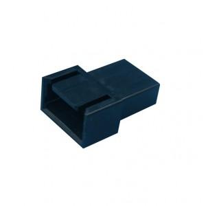 MMM 4-Pin PWM Male Connector - Black (MOD-0111)