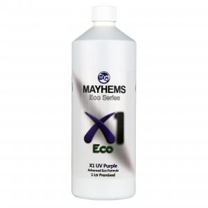 Mayhems X1 V2 Pre-Mixed Coolant - UV Purple  | 1000ml (MX1UVPP1LTR)