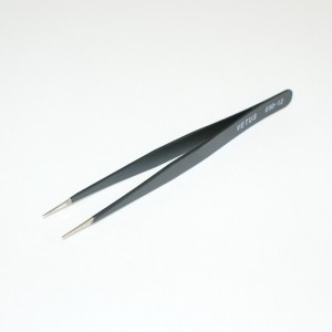 Vetus Professional Antistatic Precision Tweezers (ESD-12)