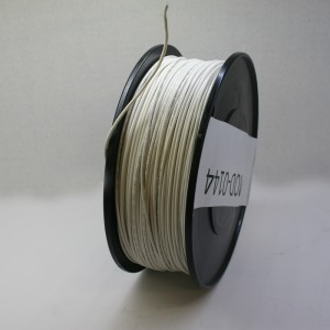 MMM 18 AWG  Ul1007 Hookup Wire 25' - White (MOD-0148)
