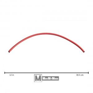 "ModMyMods 1/4"" (6mm) 3:1 Heatshrink Tubing - Red (MOD-0175)"