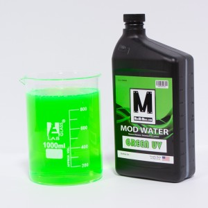 ModMyMods ModWater PC Coolant- Green UV – 1 Liter (MOD-0278)