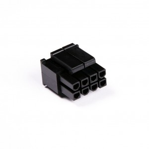 MMM 4+4-Pin EPS Female Connector - Black (MOD-0247)