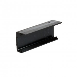 "MMM 5-Pin SATA ""Push In""  End Cover- Black (MOD-0249)"