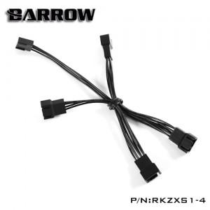 Barrow 4-Way RGB Splitter Cable - (RKZXS1-4)