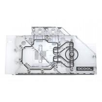 Alphacool Eisblock Aurora Plexi GPX-A AMD Radeon 5700 XT Sapphire Pulse / MSI Mech & Evoke (11758)