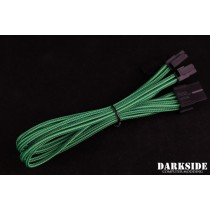 "Darkside 4+4 EPS 12"" (30cm) HSL Single Braid Extension Cable - Commando UV (DS-0704)"
