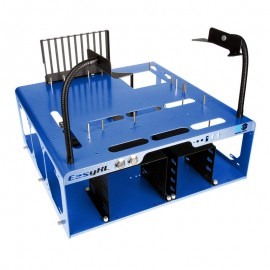 DimasTech® Bench/Test Table EasyXL - Aurora Blue (BT136)