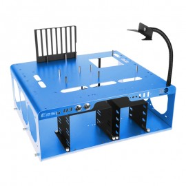 DimasTech® Bench/Test Table Easy V3.0 - Aurora Blue (BT160)