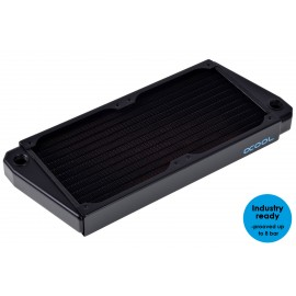 Alphacool NexXxos ST30 Industry HPC Series X-Flow 240mm Radiator (14254)