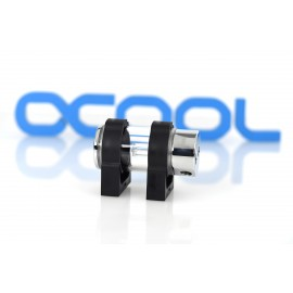 Alphacool Cape Corp Coolplex HF Metal 10 - Chrome (15266)