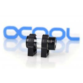 Alphacool Cape Corp Coolplex HF Metal 10 - Deep Black (15267)